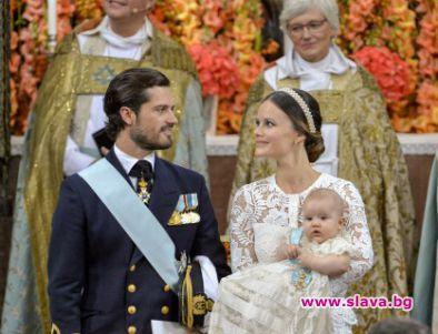 Шведската принцеса София чака второ дете