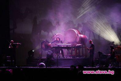 Концертът на KITARO се отлага