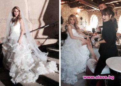 Шакира и Пике вдигат сватба в Колумбия