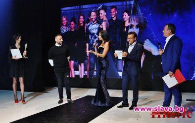 Зуека и Рачков връчиха първите фризьорски награди You Are The First