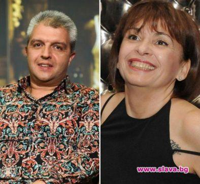 Миглена Ангелова и Антон Стефанов се хванаха за гушите