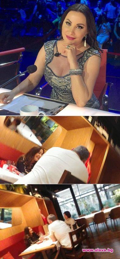Дарина Павлова инкогнито в София