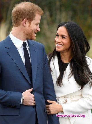 Кралицата под въпрос за сватбата на Хари, Меган все пак е разведена