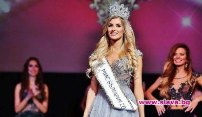 20 точки от организатора на Мис България правят Тамара победителка