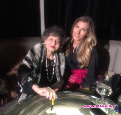 Стоянка Мутафова одобри Мис България