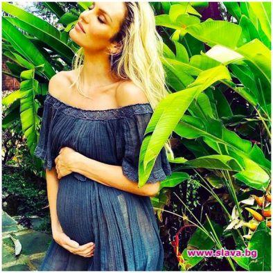 Кандис Суанпоул отново е бременна