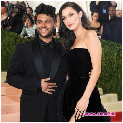 Бела Хадид и The Weeknd отново се срещат