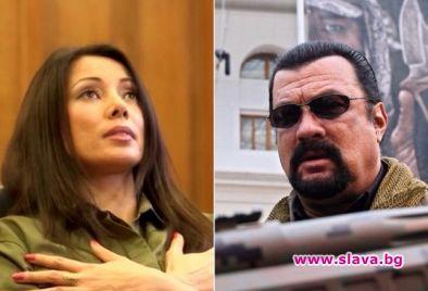 Обвиниха Стивън Сегал в секстормоз в България