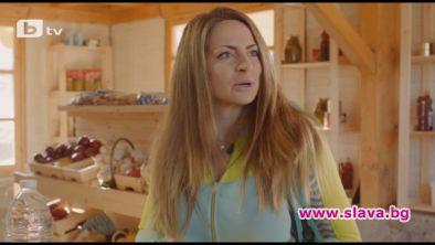 Шампионката по сноуборд Сани Жекова - в Скъпи наследници