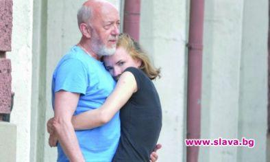 Младата любовница на Стоян Алексиев виждала баща си в него