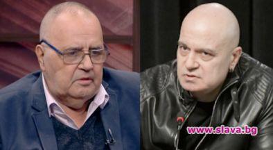 Божидар Димитров в съюз със Слави Трифонов