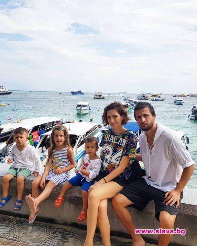 Ромина изненада Дарко Тасевски с романтична вечеря в Тайланд