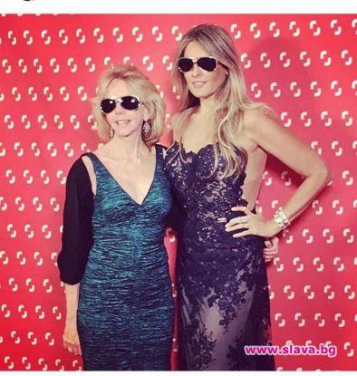 Рокля на София Борисова блесна на червения килим в Лос Анджелис