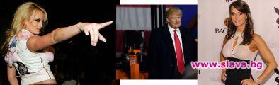 Звезда на Playboy: Бях любовница на Доналд Тръмп