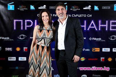 Куп звезди на премиерата на Привличане в София