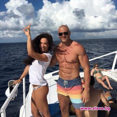 Маги Сидерова и мъжът ѝ ядат калорична храна само в неделя