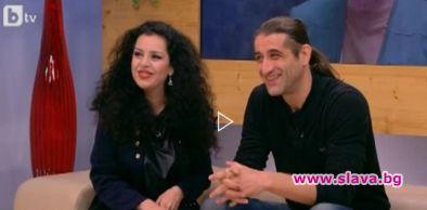 Филип Аврамов показа новата си жена