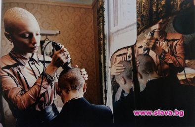 Кейт Мос стана стилист на Вог