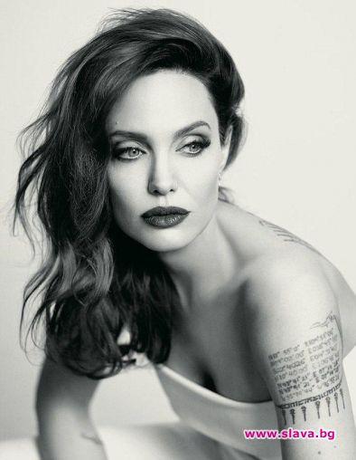 Анджелина Джоли откровено за остаряването: Харесва ми
