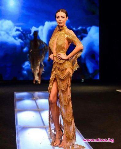 Жана Яневa стана модел на 2018-а година