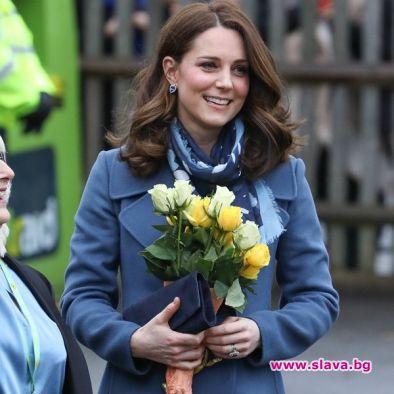 20 души медицински персонал очакват раждането на Кейт
