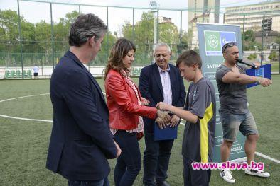 Отбелязваме Международния ден Футбол за приятелство