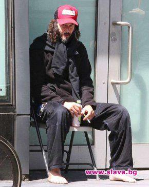 Киану Рийвс се занемари за снимките на Джон Уик 3