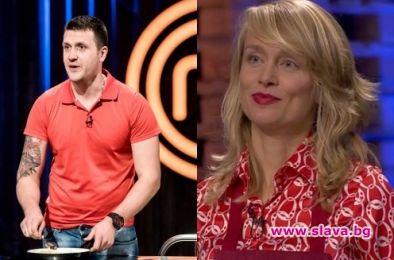 Йорданка и Станислав на финал в MasterChef