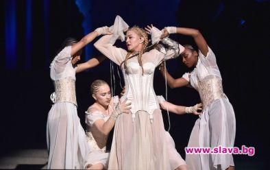 Мадона властва на Met Gala с изненадващо изпълнение