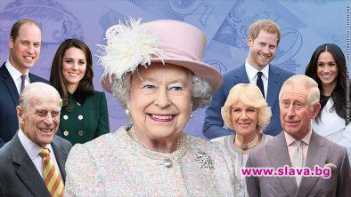 Откъде идват парите на кралското семейство?