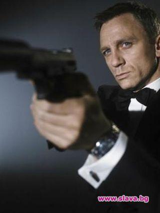 Даниел Крейг – най-скъпоплатеният актьор с новия Бонд