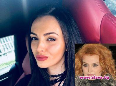 Снахата на Аня Пенчева с кола за 150 бона