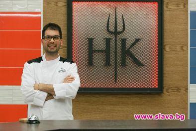 Дани Спартак спечели Hell's Kitchen