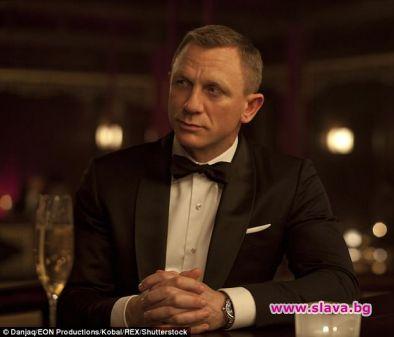 66 млн.лв. за петия 007 на Крейг