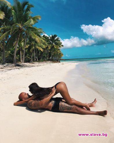 НиЛо и Ники М. провокират от плажа