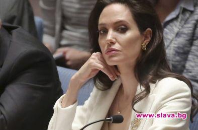 Джоли ще трябва да допуска по-често Брад до децата