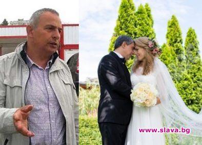 Плевнелиев не покани брат си Андрей на сватбата с Банова