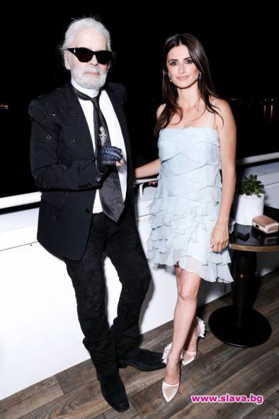 Пенелопе Крус е новата муза на Chanel