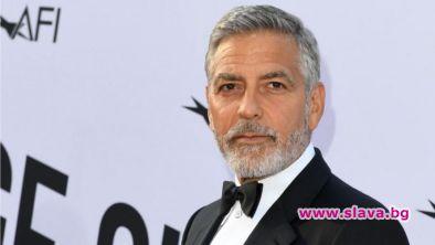 Изтекоха кадри от катастрофата на Джордж Клуни