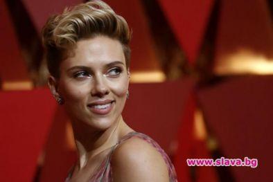Скарлет Йохансон се отказа от трансджендър роля