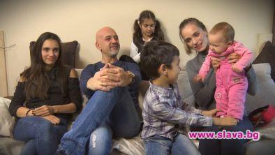 Чолов си взе децата от Милянкова