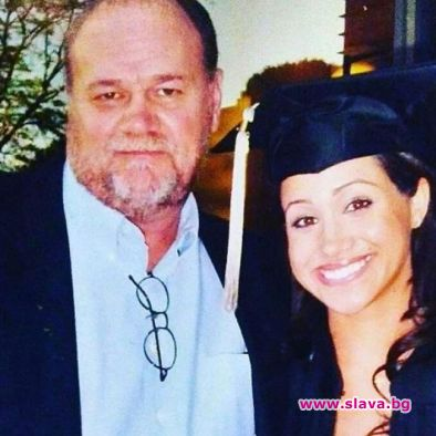 Бащата на Меган Маркъл излъгал за операцията
