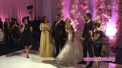 Светлана Гущерова няма да пере сватбената си рокля