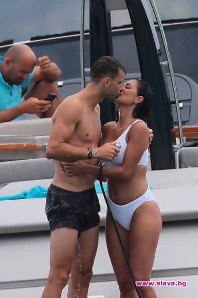 Гришо и Никол влюбени в Сен Тропе