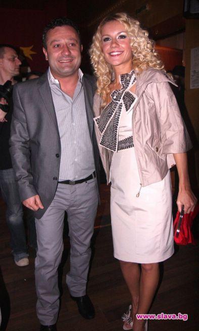 Рачков и Мария на меден месец в Турция