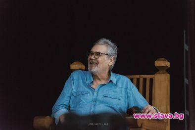 Стефан Данаилов закри Арт поток 2018