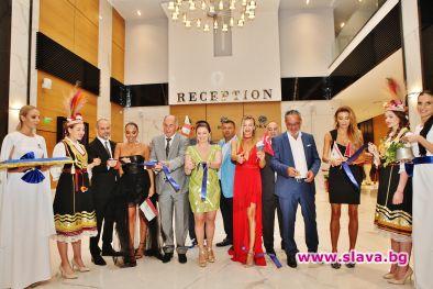 Николета Лозанова откри луксозен хотел в Свиленград