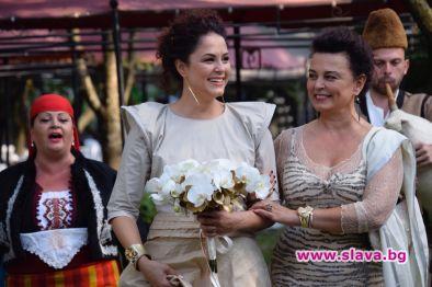 Златна сватба за дъщерята на Никола Гюзелев