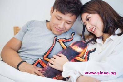 Да спиш с хлебарка - хит сред азиатците