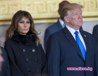 Хипотетичния развод на Тръмп и Мелания